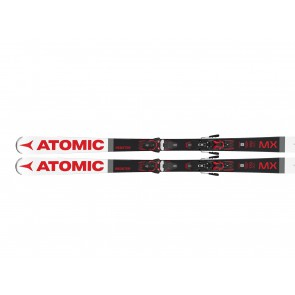 SCI CON ATTACCO  ATOMIC  AASS02174  REDSTER MX + FT 10 GW .