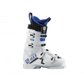 SCARPONI SCI UOMO SALOMON  405475  S/MAX 130 WHITE/RACE BLUE
