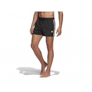 SHORT MARE PISCINA NUOTO UOMO ADIDAS  FJ3367  3 STRIPES CLX BLACK
