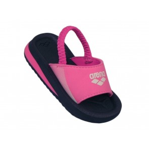 CIABATTE PISCINA BAMBINA JUNIOR ARENA  81280 79  BEAT KIDS HOOK NAVY/ FUCHSIA
