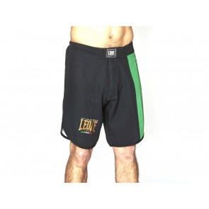 PANTALONI MMA  LEONE  AB555 01  THE ITALIAN DREAM NERO
